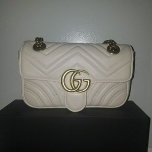 GG Marmont Matelasse mini purse